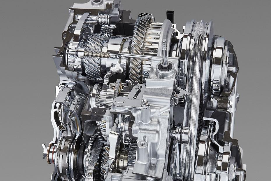 Toyota kündigt CV-Getriebe mit Anfahrgang an