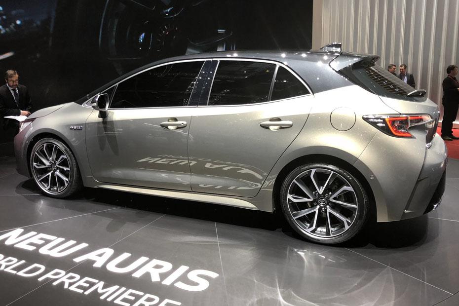Neuer Toyota Auris Erste Fakten Heise Autos