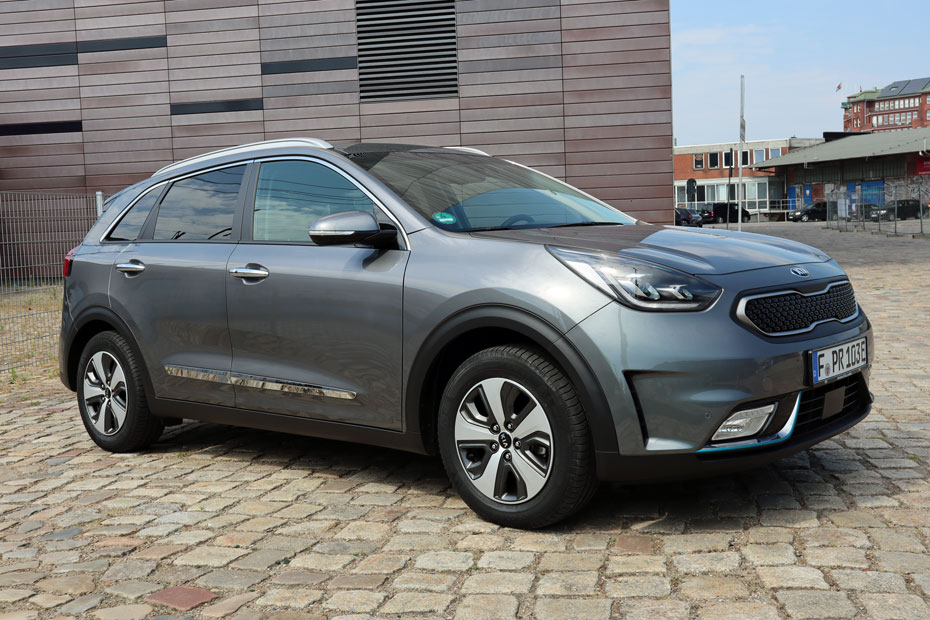 test kia niro plug in hybrid heise autos. Black Bedroom Furniture Sets. Home Design Ideas