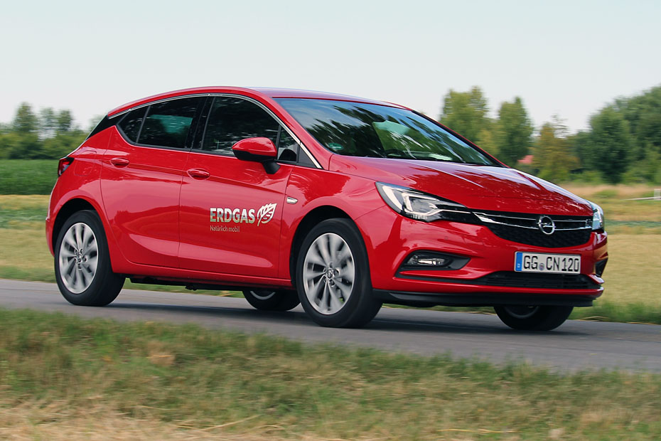 Test: Opel Astra CNG | heise Autos