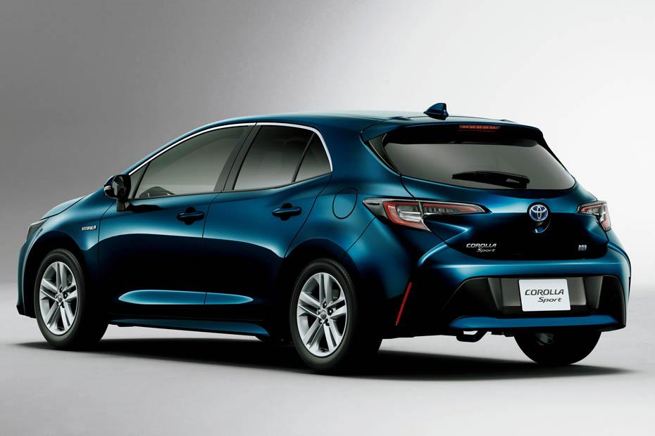 Toyota Corolla Ersetzt Auris Heise Autos