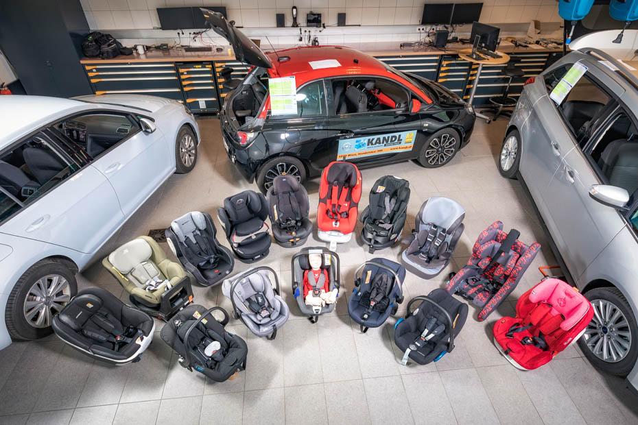 18 kindersitze im test schadstoffe gefunden heise autos. Black Bedroom Furniture Sets. Home Design Ideas