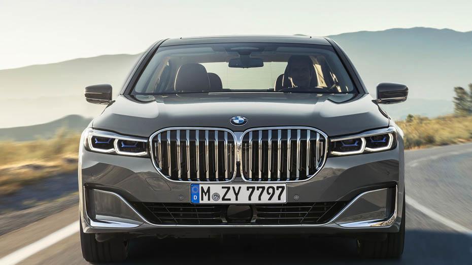Vorstellung: BMW 7er 2019