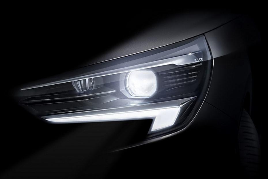 der kommende opel corsa bekommt matrix led licht heise autos. Black Bedroom Furniture Sets. Home Design Ideas