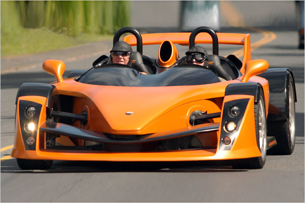 Hulme Canam Extrem Roadster Mit 612 Ps Heise Autos