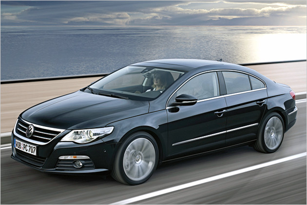sondermodell vw passat cc exclusive heise autos. Black Bedroom Furniture Sets. Home Design Ideas