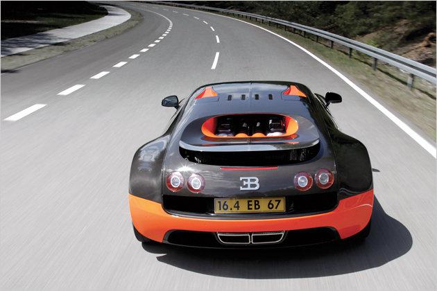 der schnellste: bugatti veyron 16.4 super sport | heise autos