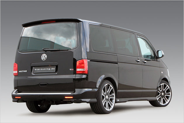 vw t5 optisch getunt von rsl heise autos. Black Bedroom Furniture Sets. Home Design Ideas