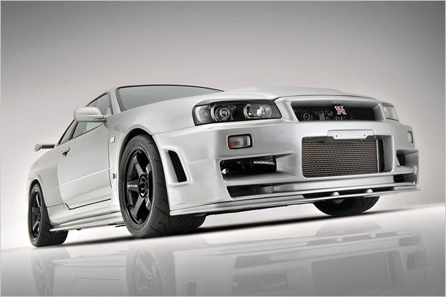 nissan skyline r34 gt r tuner baut z tune nach heise autos. Black Bedroom Furniture Sets. Home Design Ideas
