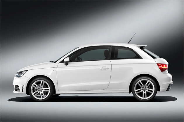 audi a1 1 4 tfsi kleinwagen mit 185 ps heise autos. Black Bedroom Furniture Sets. Home Design Ideas