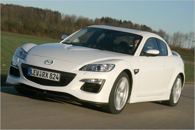 Mazda RX-8: Abschied aus Europa   heise Autos