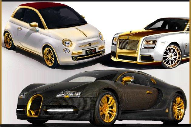 Bild 1 30 Bildergalerien Zeigefreudig Luxus Autos