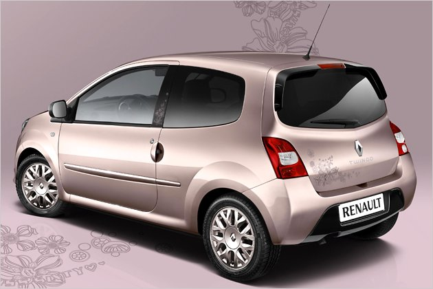 renault twingo miss sixty editionsmodell mit 75 ps benziner heise autos. Black Bedroom Furniture Sets. Home Design Ideas