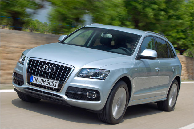 audi q5 hybrid quattro im fahrbericht heise autos. Black Bedroom Furniture Sets. Home Design Ideas