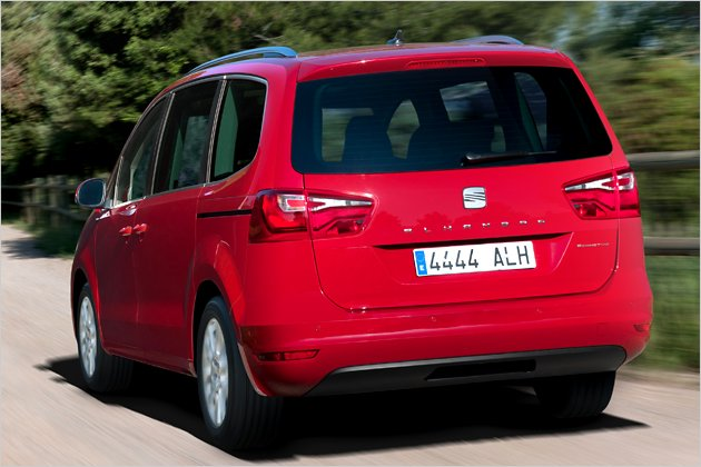 seat alhambra neue varianten im fahrbericht heise autos. Black Bedroom Furniture Sets. Home Design Ideas