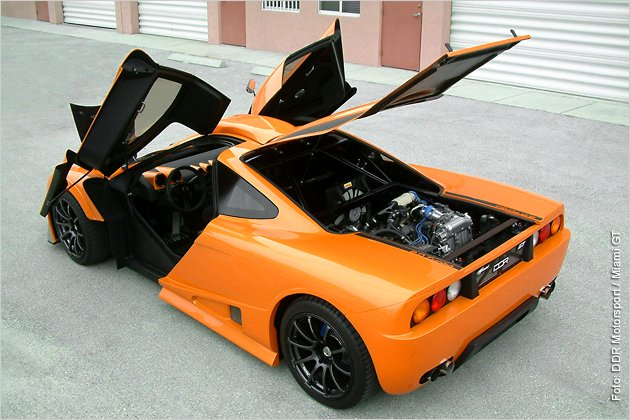Ddr Athlet Miami Gt Von Ddr Motorsport Heise Autos