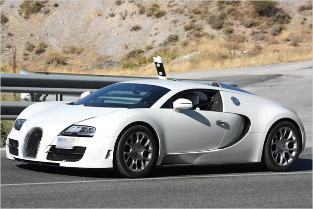 bugatti veyron grand sport super sport als erlk nig heise autos. Black Bedroom Furniture Sets. Home Design Ideas