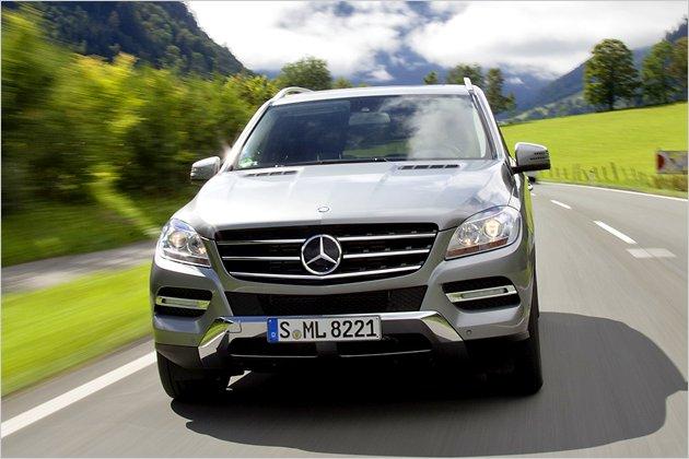 Mercedes Ml 250 Occasion : fahrbericht mercedes ml 250 bluetec 4matic heise autos ~ Maxctalentgroup.com Avis de Voitures