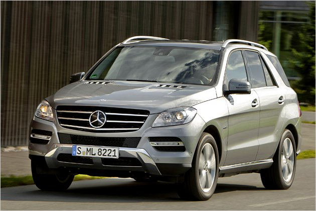 Fahrbericht mercedes ml 250 bluetec 4matic heise autos for Mercedes benz ml 250 bluetec