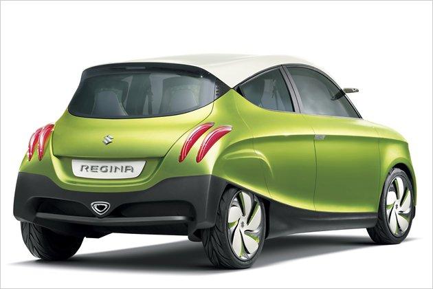 Suzuki Auf Der Tokyo Motor Show Neues Auf Zwei Und Vier