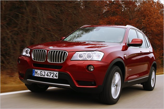 unterwegs im bmw x3 xdrive28i heise autos. Black Bedroom Furniture Sets. Home Design Ideas