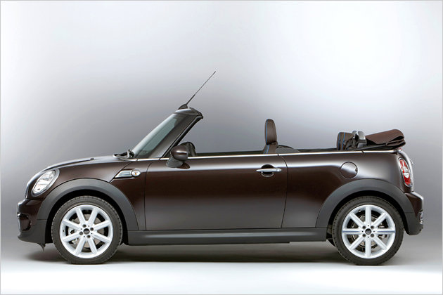 mini cabrio sondermodell highgate heise autos. Black Bedroom Furniture Sets. Home Design Ideas