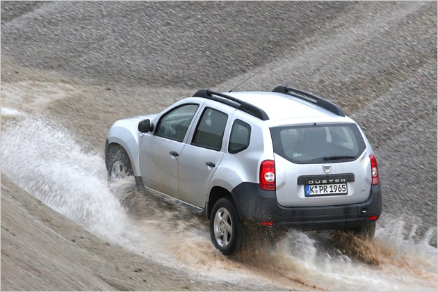 das volks suv dacia duster dci 90 4x4 im fahrbericht heise autos. Black Bedroom Furniture Sets. Home Design Ideas