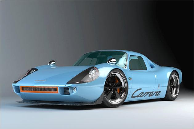 Gwa P 904 Carrera Nachbau Einer Porsche Legende Heise Autos