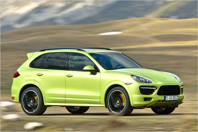 porsche cayenne gts kostspieliger leistungstr ger heise autos. Black Bedroom Furniture Sets. Home Design Ideas