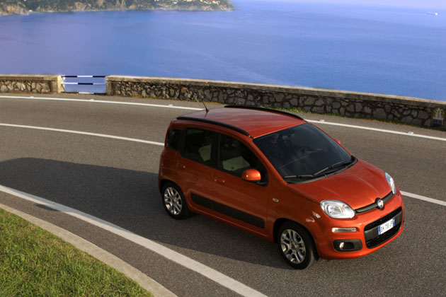 fiat panda sondermodell more f r 8990 euro heise autos. Black Bedroom Furniture Sets. Home Design Ideas