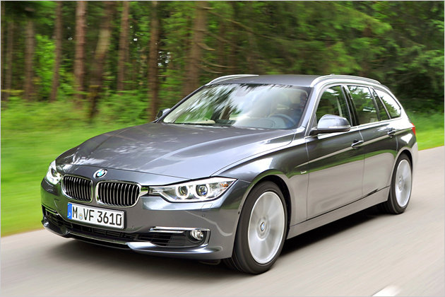 Bmw 320d Touring Review