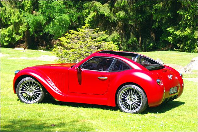 imperia gp belgischer sportwagen mit hybridantrieb. Black Bedroom Furniture Sets. Home Design Ideas