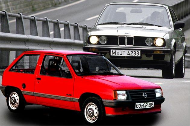 bild 1 23 bildergalerien pl tzlich oldtimer autos des jahrgangs 1982 heise autos. Black Bedroom Furniture Sets. Home Design Ideas