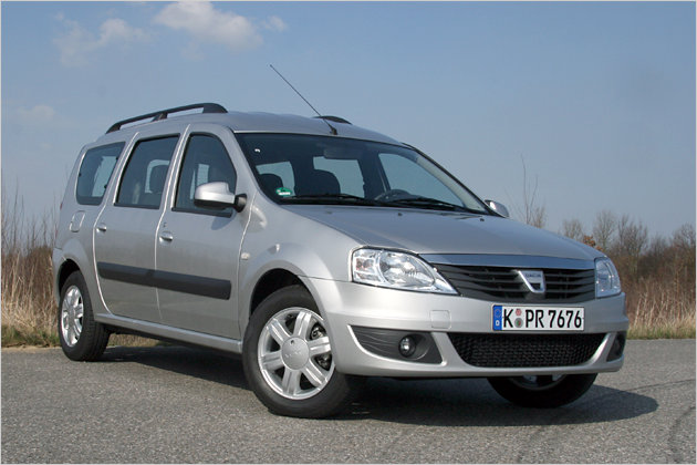 dacia logan im gebrauchtwagen check heise autos. Black Bedroom Furniture Sets. Home Design Ideas