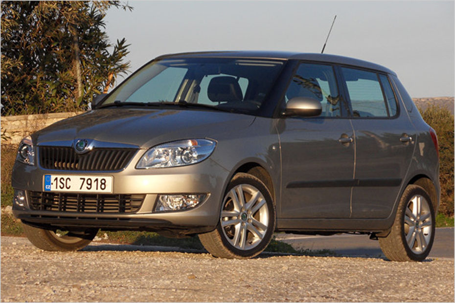 skoda fabia im gebrauchtwagen check heise autos. Black Bedroom Furniture Sets. Home Design Ideas