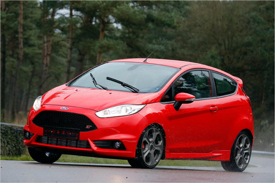 ford fiesta st ausflug mit dem 182 ps kleinwagen heise autos. Black Bedroom Furniture Sets. Home Design Ideas