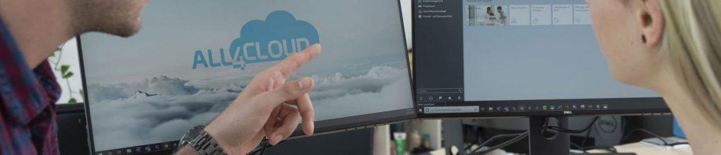 """Cloud-Spezialist all4cloud: """"Arbeit ohne Teams nicht mehr vorstellbar"""""""