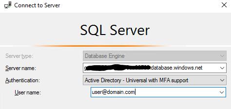 Durch die Verbindung zwischen dem Unternehmens-eigenen Active-Directory zu Azure Active Directory ist es möglich, Sicherheitsidentitäten wie Benutzer und Gruppen auf Datenbanken zu berechtigen.