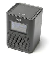 Sweex WiFi Internet Radio Alarm Clock
