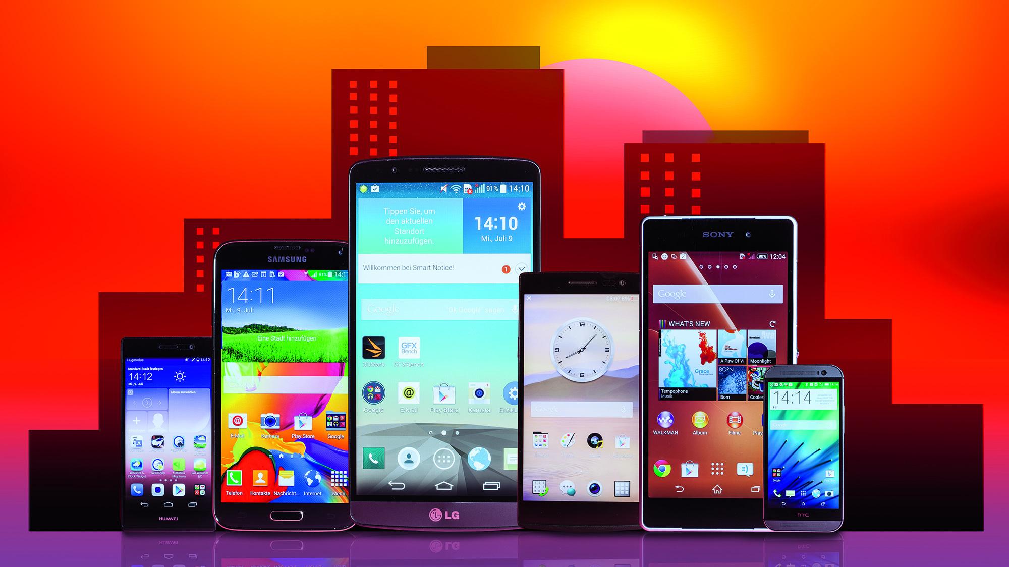 Smartphone Vergleich: Das richtige Smartphone für jeden | Magazin c't Magazin | c5e0e8
