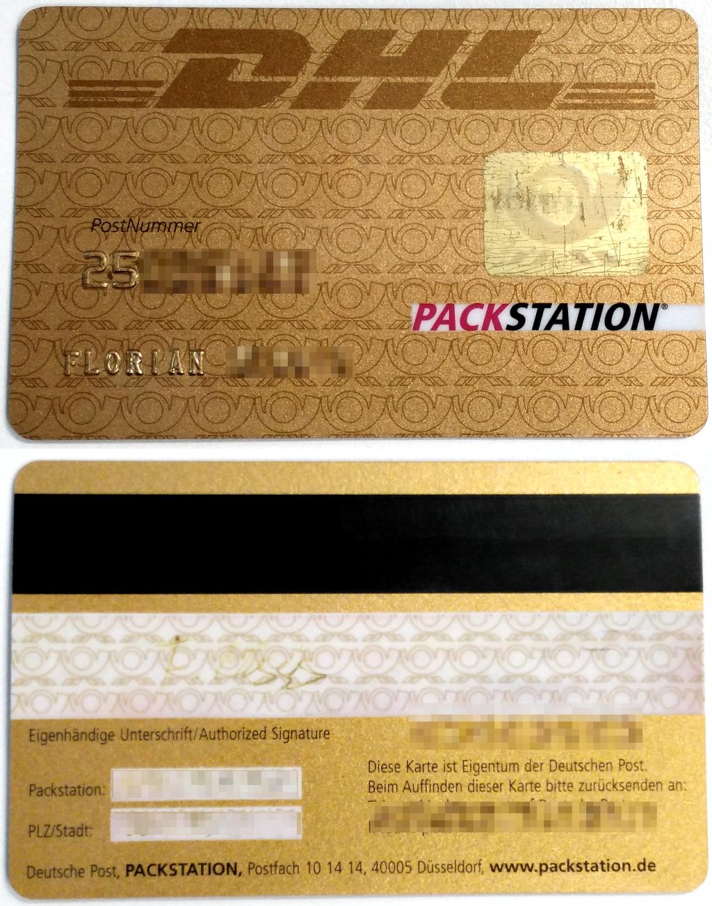 Dhl Packstation Karte.Hintergründe Des Packstation Hacks C T Magazin