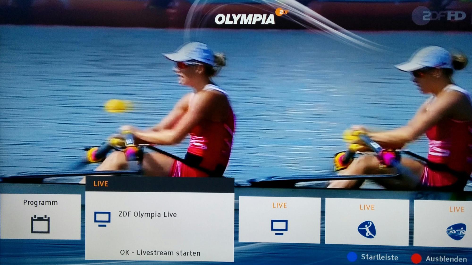 Olympia Streams