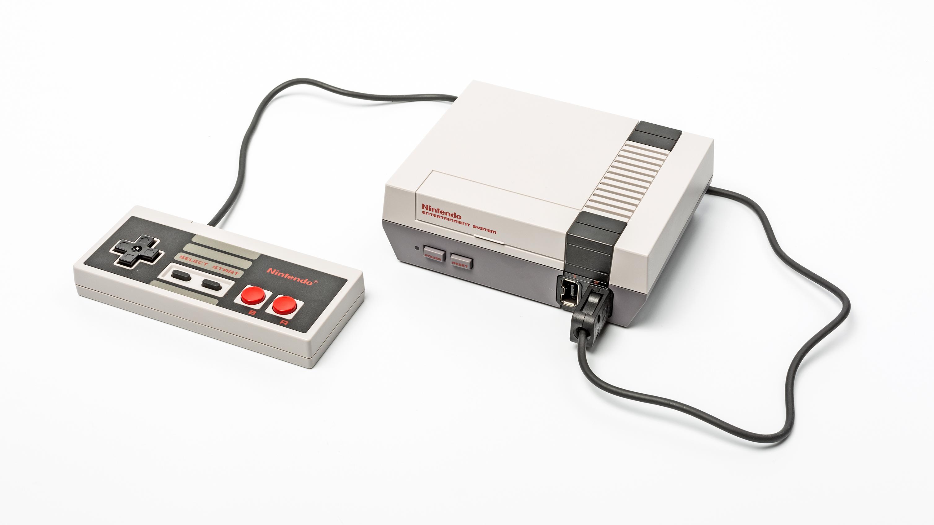 Nintendo Classic Mini Zurück In Die Kindheit Für 70 Euro Ct Magazin