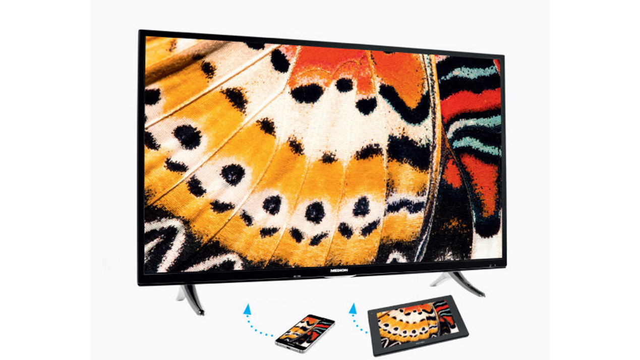 Medion X18068: 55 Zölliges Aldi Fernseher Im Test