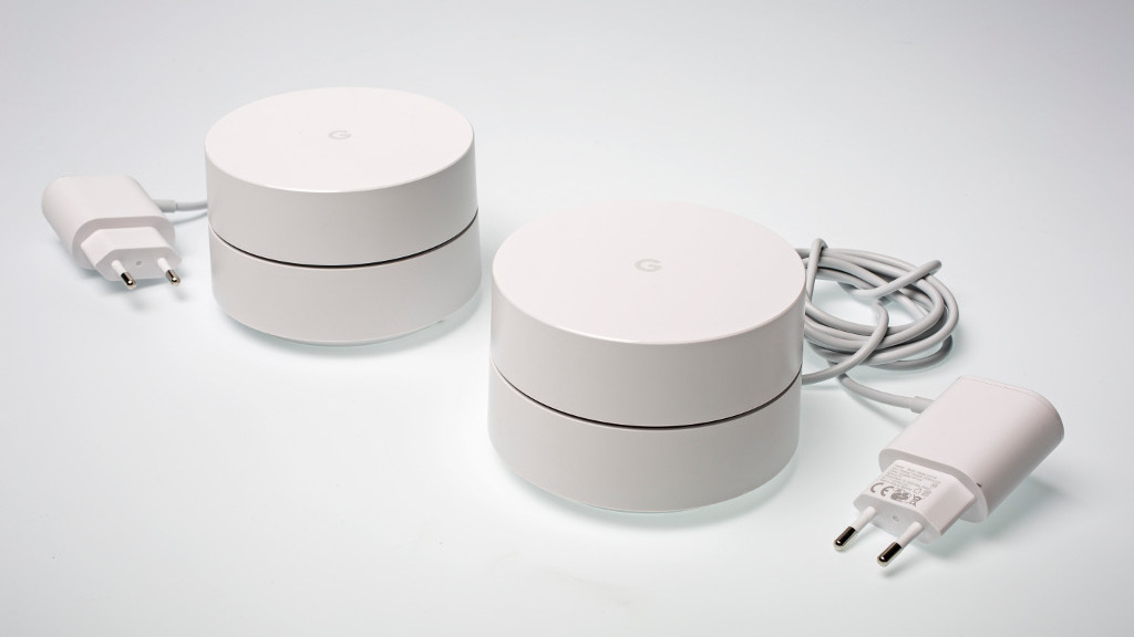 Google bringt Mesh-WLAN-System Google Wifi nach Deutschland