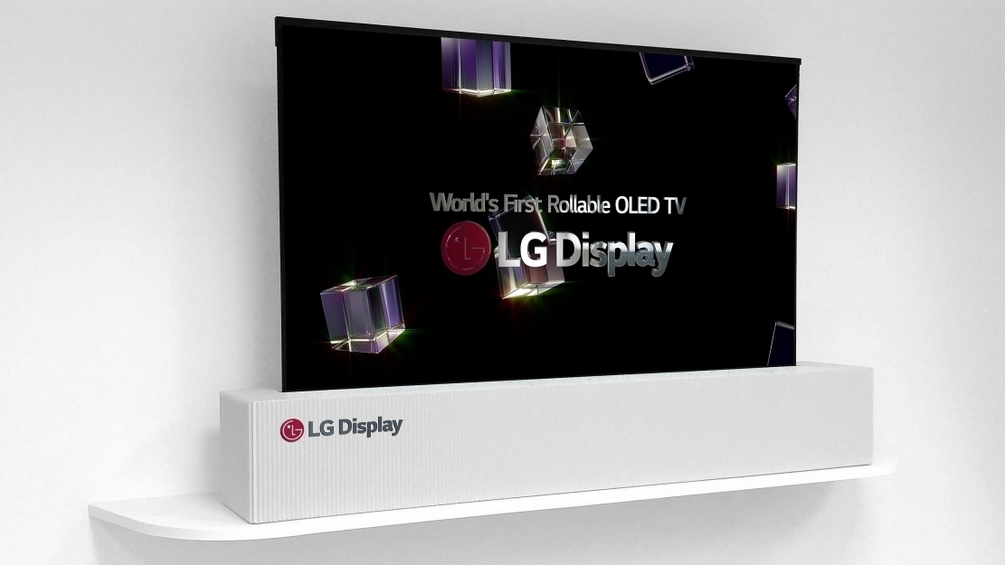 rollbarer oled fernseher von lg display c 39 t magazin. Black Bedroom Furniture Sets. Home Design Ideas