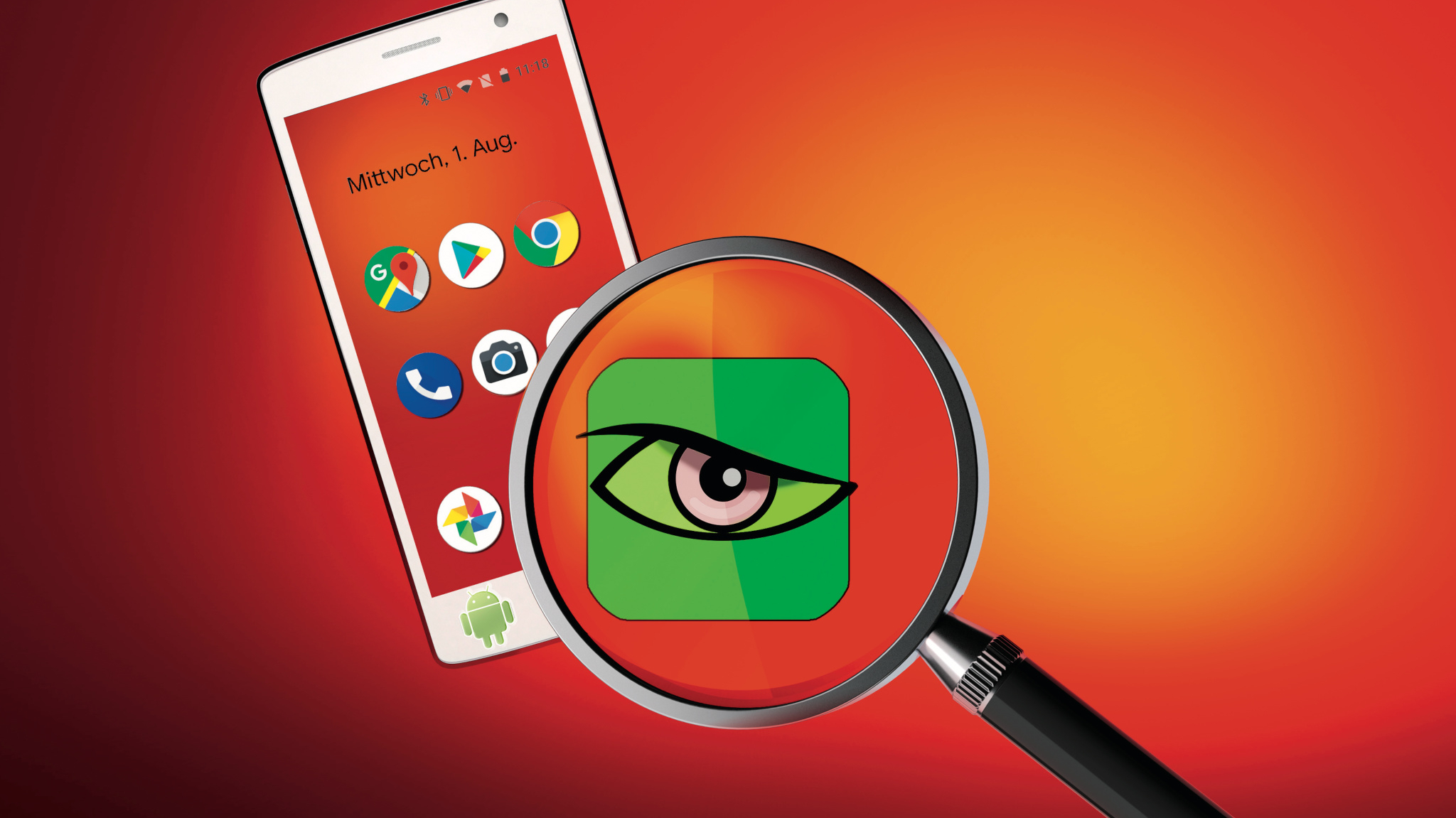 erkennen von spionagesoftware