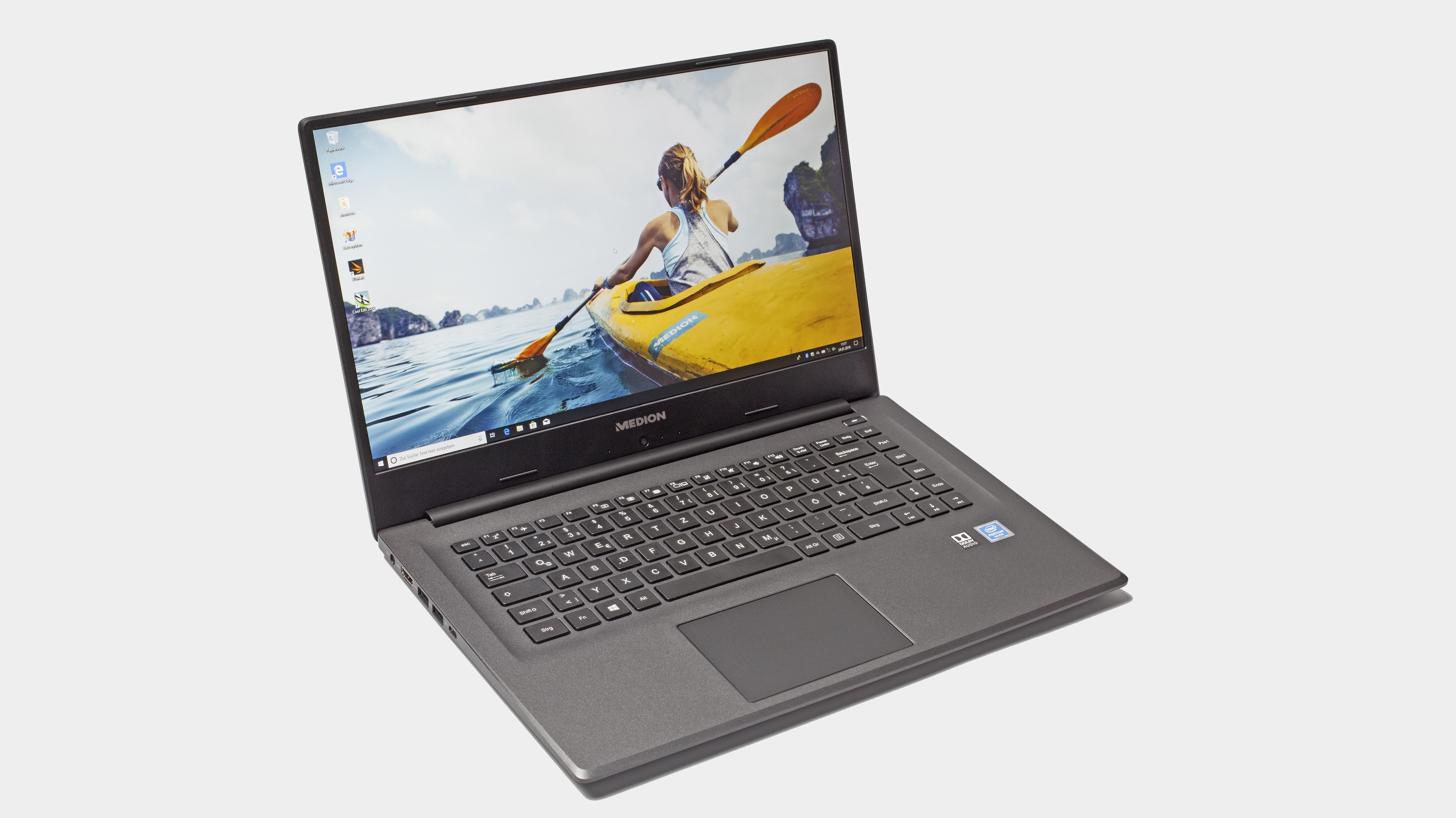Aldi Notebook Im Test Medion Akoya E6246 Mit 256er Ssd Für 400 Euro