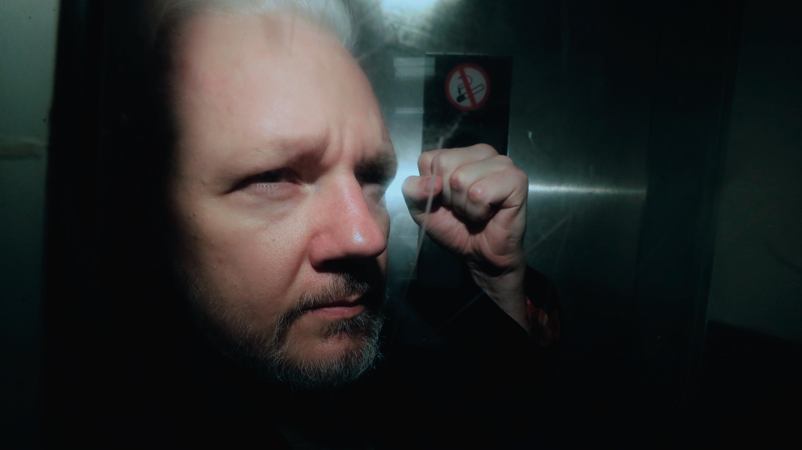 WikiLeaks-Gründer: USA stellen Auslieferungsantrag für Julian Assange