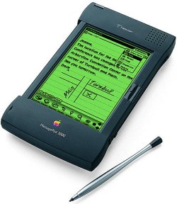 Newton MessagePad 2000